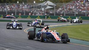 Pascal Wehrlein - GP Australien 2016