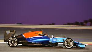 Pascal Wehrlein - GP Bahrain 2016