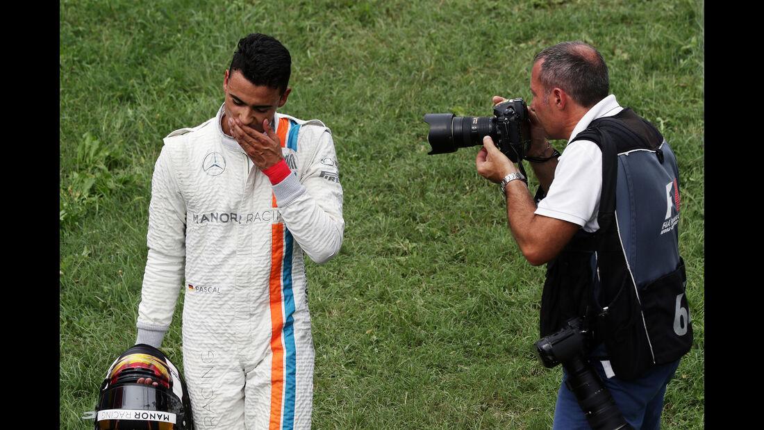 Pascal Wehrlein - GP Italien 2016