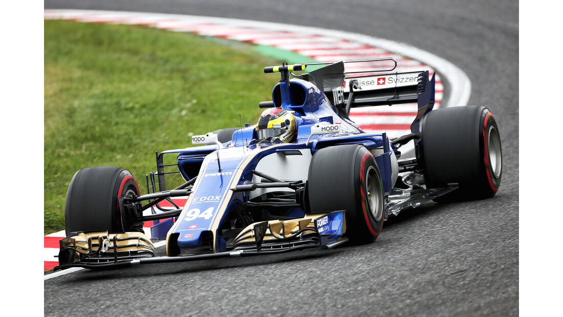 Pascal Wehrlein - GP Japan 2017
