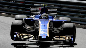Pascal Wehrlein - GP Monaco 2017
