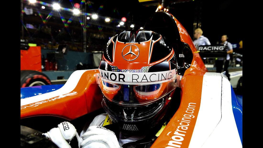 Pascal Wehrlein - GP Singapur 2016