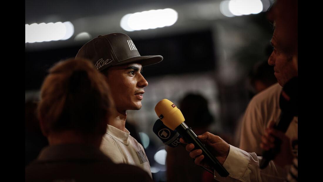 Pascal Wehrlein - Manor - Formel 1 - GP Abu Dhabi - 26. November 2016