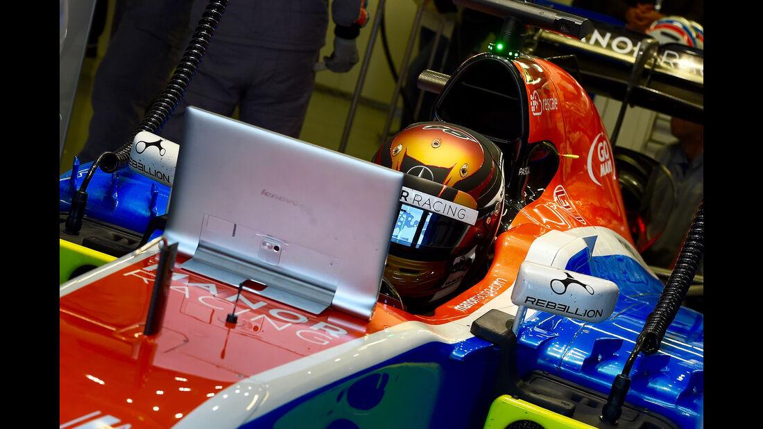 Pascal Wehrlein - Manor - Formel 1 - GP Mexiko - 29. Oktober 2016