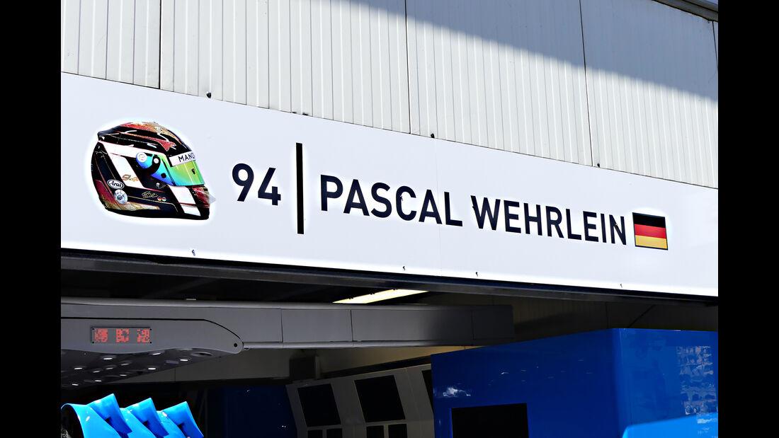Pascal Wehrlein - Manor - Formel 1 - GP Monaco - 24. Mai 2016