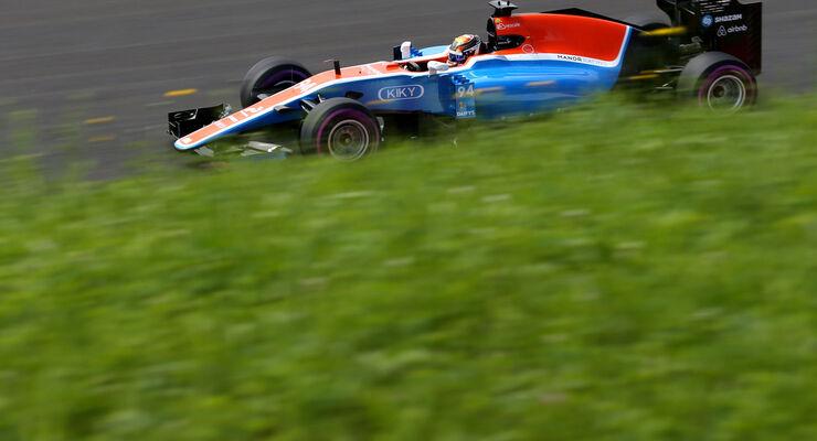 Pascal Wehrlein - Manor - Formel 1 - GP Österreich - 1. Juli 2016