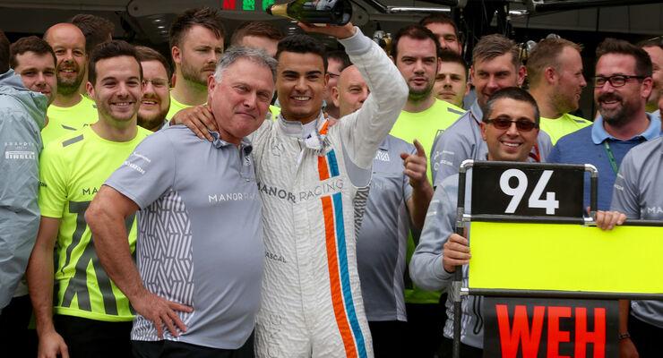 Pascal Wehrlein - Manor - Formel 1 - GP Österreich - 3. Juli 2016