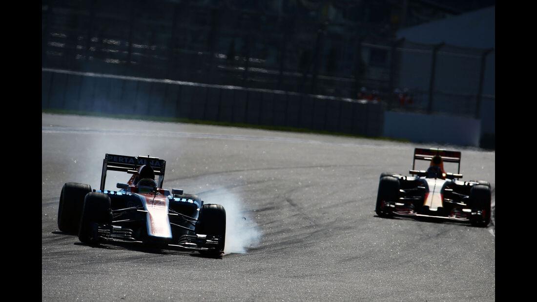 Pascal Wehrlein - Manor - Formel 1 - GP Russland - 1. Mai 2016