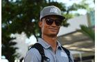 Pascal Wehrlein - Manor - Formel 1 - GP Singapur - 15. Septemberg 2016