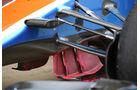 Pascal Wehrlein - Manor - Formel 1 - Test - Barcelona - 2. März 2016