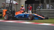 Pascal Wehrlein - Manor - GP China 2016 - Shanghai - Qualifying - 16.4.2016