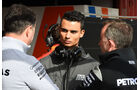 Pascal Wehrlein - Manor Racing - Formel 1-Test - Barcelona - 24. Februar 2016