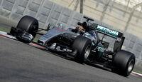 Pascal Wehrlein - Mercdes - Pirelli-Test - Abu Dhabi