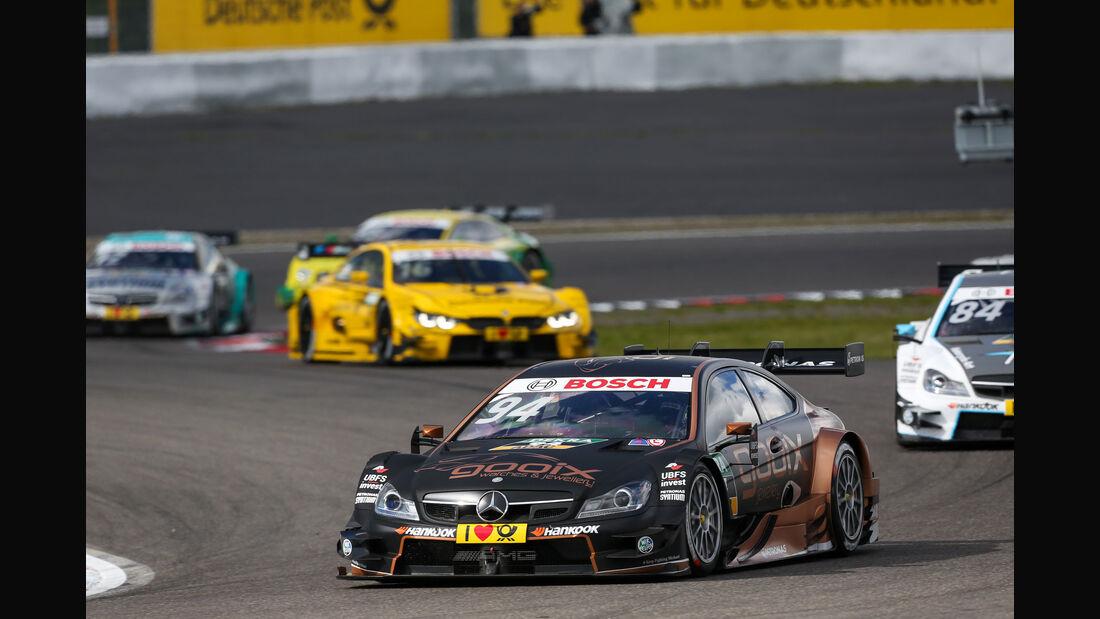 Pascal Wehrlein - Mercedes - DTM - Nürburgring - 2. Rennen - Sonntag - 27.9.2015