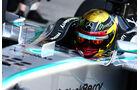 Pascal Wehrlein - Mercedes - Formel 1 - Test - Abu Dhabi - 26. November 2014