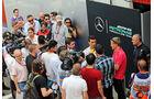 Pascal Wehrlein - Mercedes - Formel 1-Test - Barcelona - 13. Mai 2015