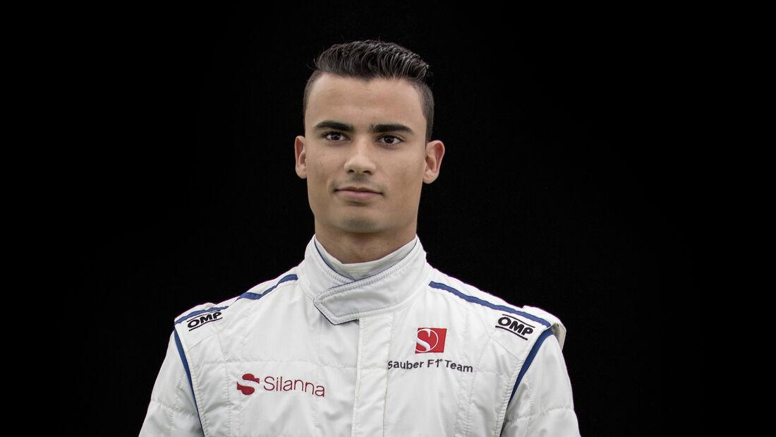Pascal Wehrlein - Porträt - Formel 1 - 2017
