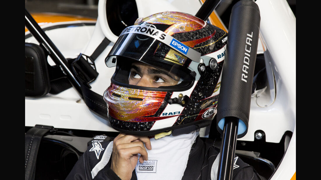 Pascal Wehrlein - Race of Champions - 2017