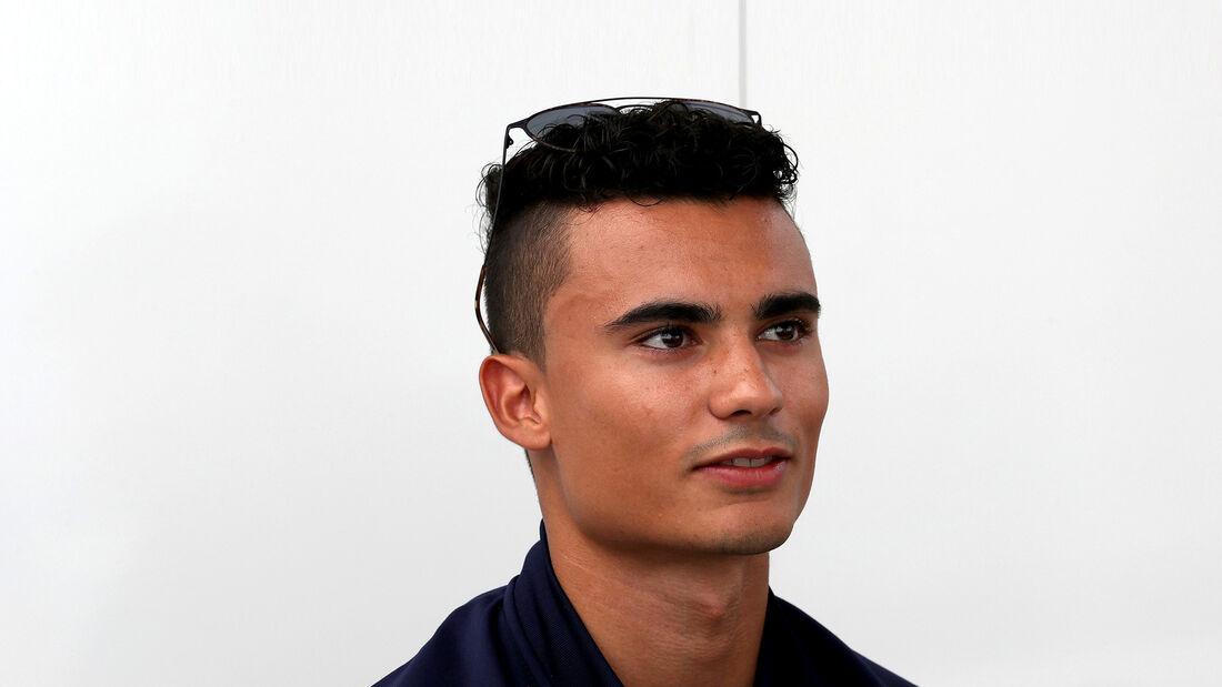 Pascal Wehrlein - Sauber - F1 2017