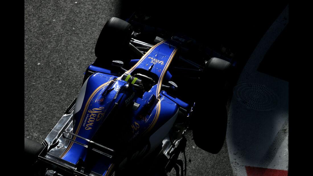 Pascal Wehrlein - Sauber - GP Aserbaidschan 2017 - Qualifying - Baku - Samstag - 24.6.2017