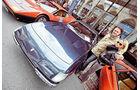 Passione Engadina, Björn und Annekatrin Schmidt-Liedl, Ferrari Daytona Spider