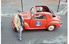 Passione Engadina, Paul Auf der Maur, Fiat Topolino 500 C, 1951