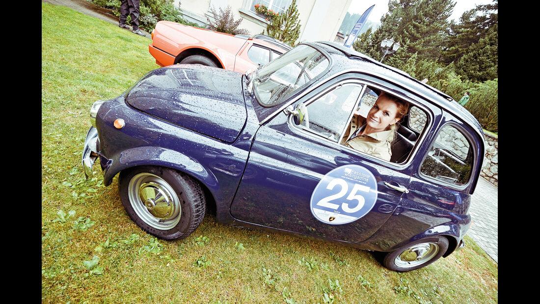 Passione Engadina, andra Veltmann, Fiat 500 110F, 1969