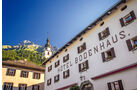 Passstraßen, Hotel Bodenhaus