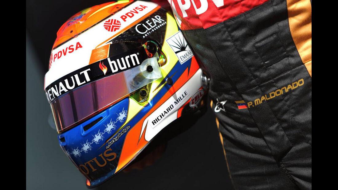 Pastor Maldonado - Formel 1 - GP Australien - 13. März 2014