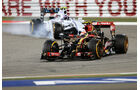 Pastor Maldonado - Formel 1 - GP Bahrain 2014