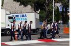 Pastor Maldonado - Formel 1 - GP Monaco - 22. Mai 2013