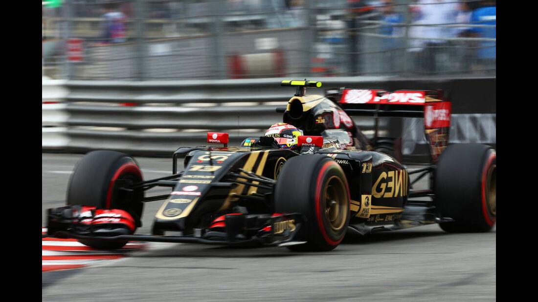 Pastor Maldonado  - Formel 1 - GP Monaco - Sonntag - 24. Mai 2015