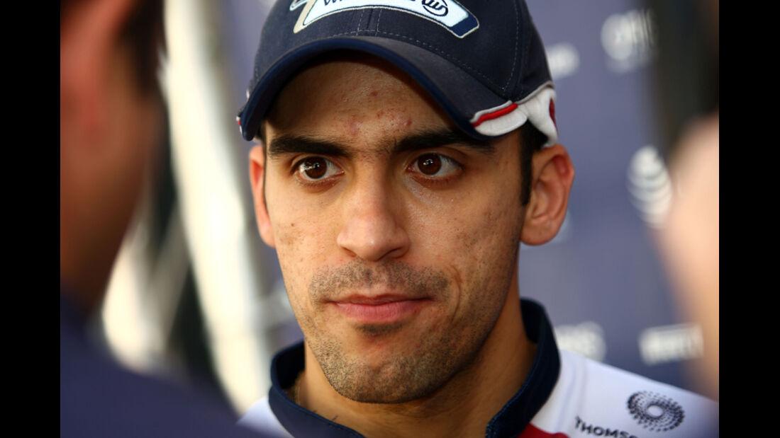 Pastor Maldonado - GP Abu Dhabi - 10. November 2011