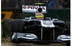 Pastor Maldonado GP Australien 2011