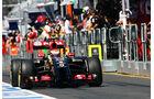 Pastor Maldonado - GP Australien 2014