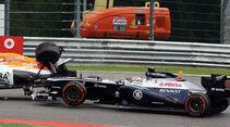 Pastor Maldonado - GP Belgien 2013