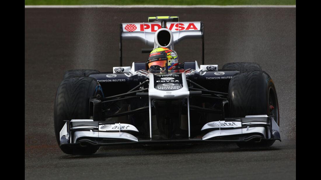 Pastor Maldonado - GP Belgien - 26. August 2011