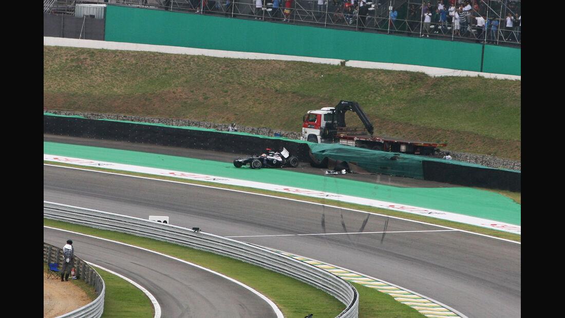 Pastor Maldonado GP Brasilien 2012