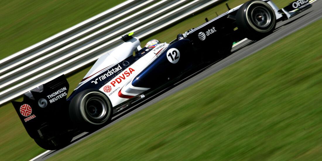 Pastor Maldonado - GP Brasilien - 25. November 2011
