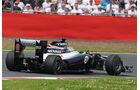 Pastor Maldonado GP England Silverstone 2012