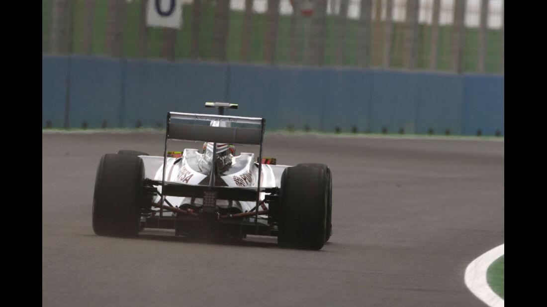 Pastor Maldonado - GP Europa Valencia 2011