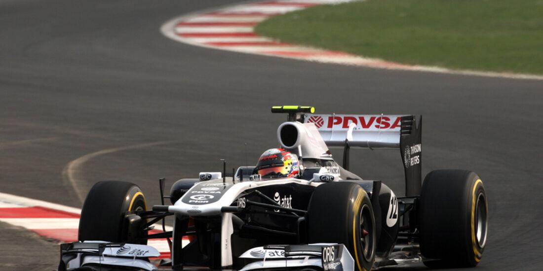 Pastor Maldonado - GP Indien - Delhi - 29.10.2011
