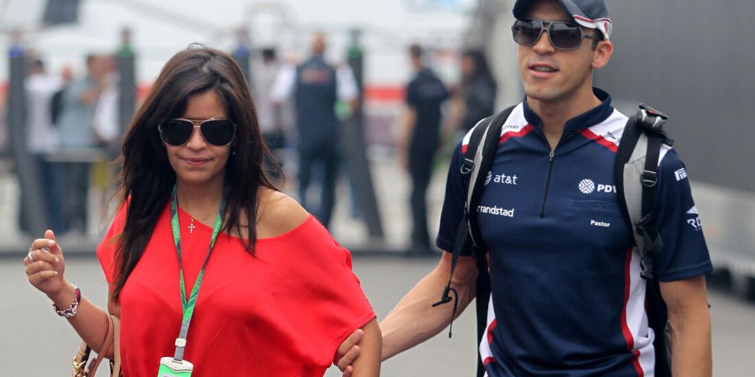 Pastor Maldonado - GP Italien - Monza - 10. September 2011