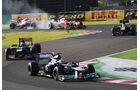 Pastor Maldonado GP Japan 2012