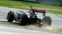 Pastor Maldonado - GP Malaysia 2014