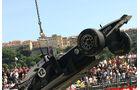 Pastor Maldonado GP Monaco 2011