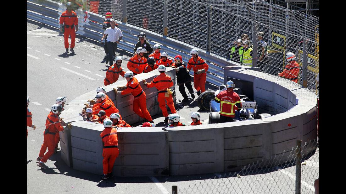 Pastor Maldonado - GP Monaco 2013