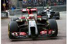 Pastor Maldonado - GP Monaco 2014