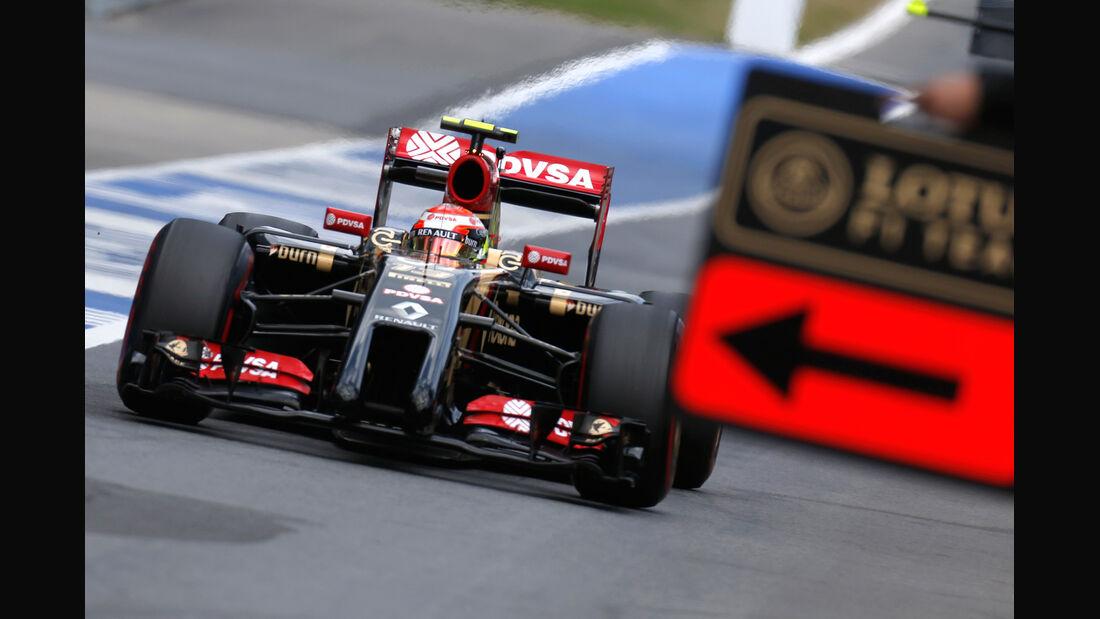 Pastor Maldonado - GP Österreich 2014