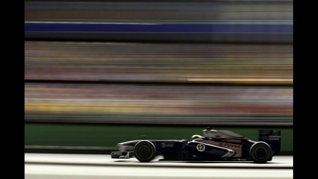 Pastor Maldonado - GP Singapur - 23. September 2011